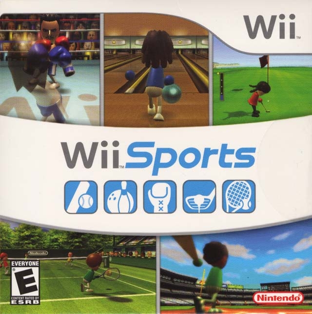 Wii Sports Review - 4P Games