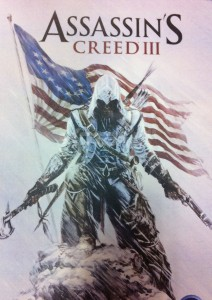 Is this the main character of Assassin's Creed III?