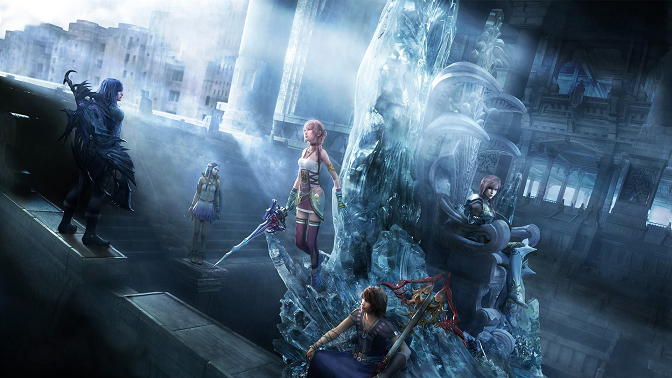 Could the Final Fantasy XIII-2 cast be making a return in the near future?
