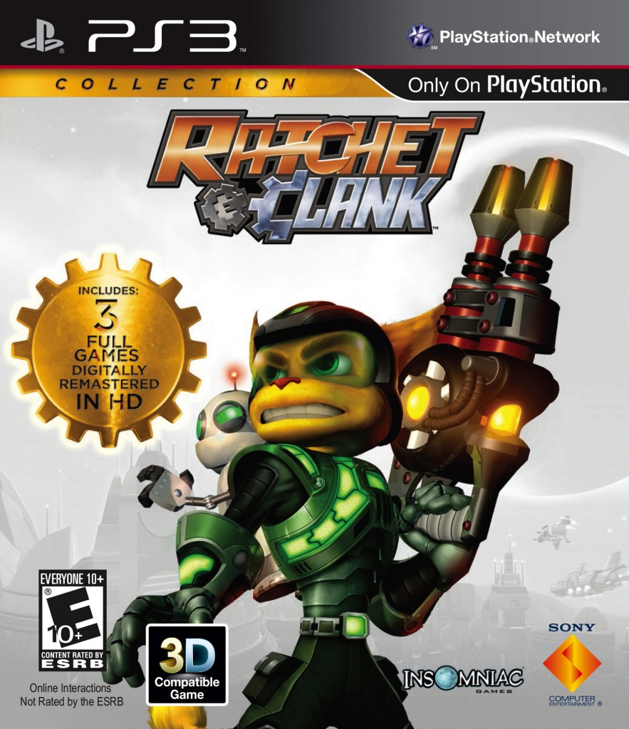 The Ratchet & Clank Collection.