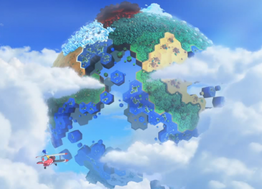 Sonic - Lost World 01