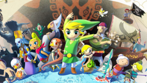 The Legend of Zelda - The Wind Waker HD 01