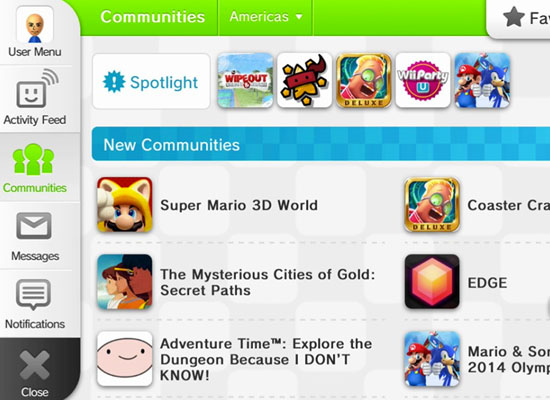 The Miiverse is absolutely fantastic to get you connected to fellow gamers. After only using it for one game, I think it's an important tool for Nintendo to use to get players connected and bonding over fantastic games like Mario Kart 8