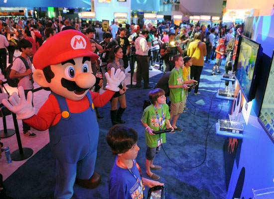 """The Big N brought the noise to E3 this year - redeeming themselves and getting people talking about """"that Wii U thing"""""""