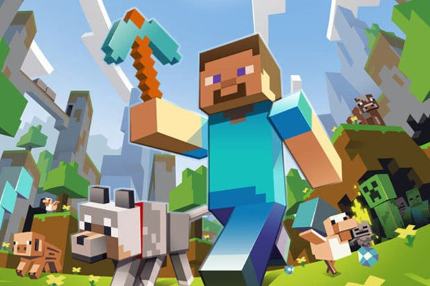 Minecraftart01