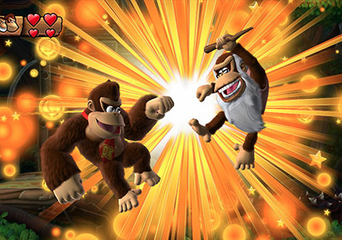 Tropical Freeze brings back classic characters to help Donkey Kong on his adventure