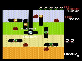 Dig Dug (Famicom)